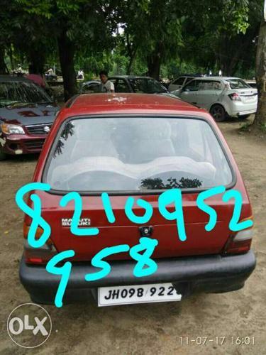 Maruti Suzuki 800 petrol 45000 Kms 2003 year