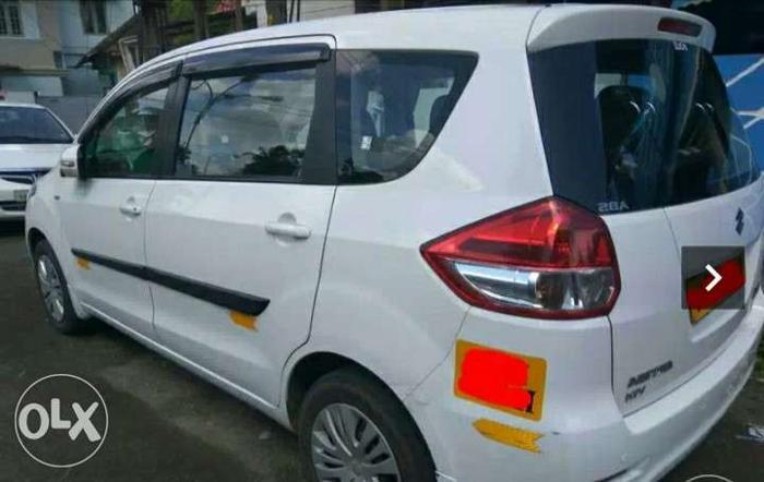 Maruti Suzuki Ertiga diesel 90000 Kms 2015 year