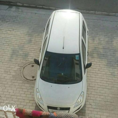 Maruti Suzuki Ritz diesel 8000 Kms 2016 year