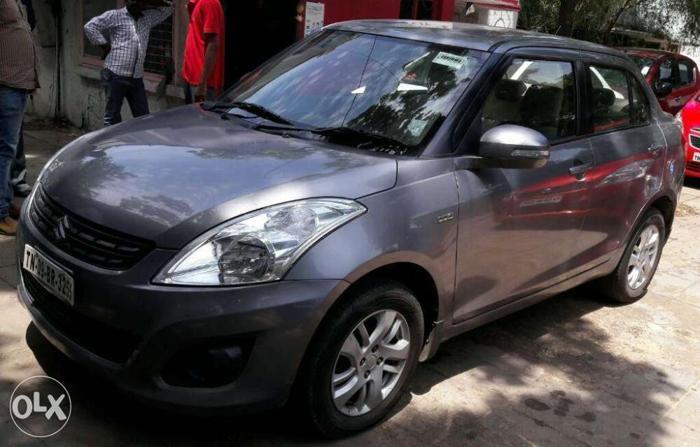 Maruti Suzuki Swift Dzire Zdi Bs-iv, 2012, Diesel