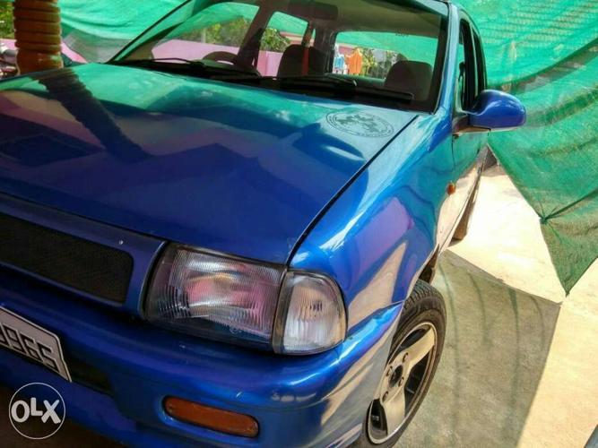 Maruti Suzuki Zen petrol 1999 year