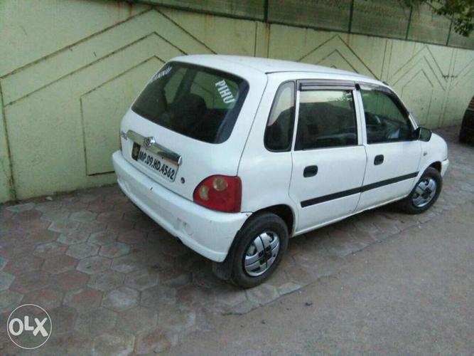 Maruti Suzuki Zen petrol 5500 Kms 2004 year