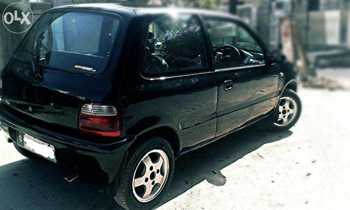 Maruti Zen Carbon Two Door For Sale In Dlf Qe Haryana Classified