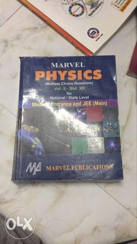 Marvel physics mcq