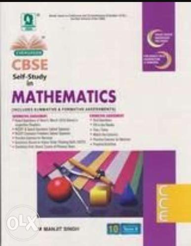 Mathematics CBSE Book
