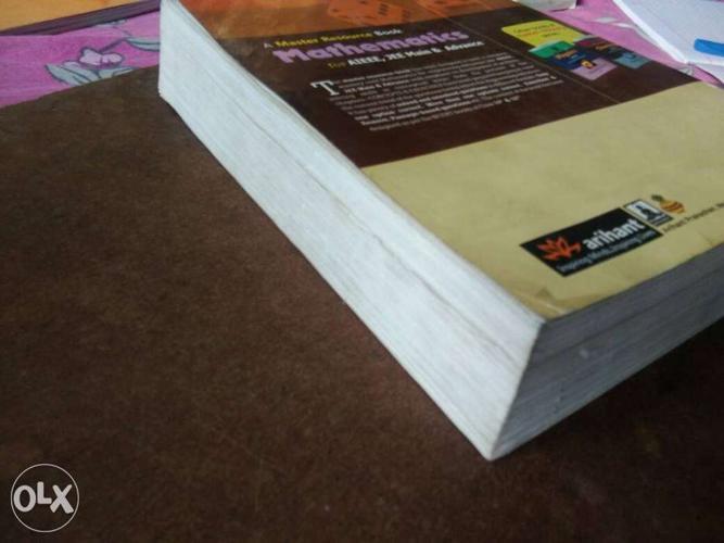 Mathematics For Jee Aieee, Arihant Publication