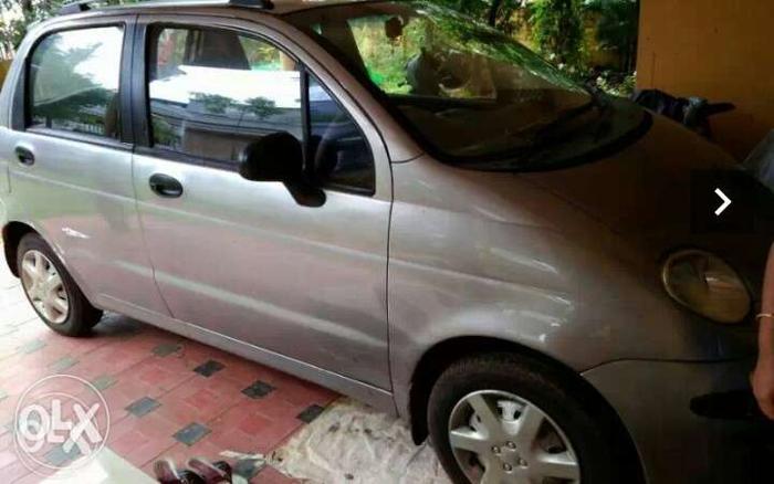Matiz 2000 petrol&cng kit