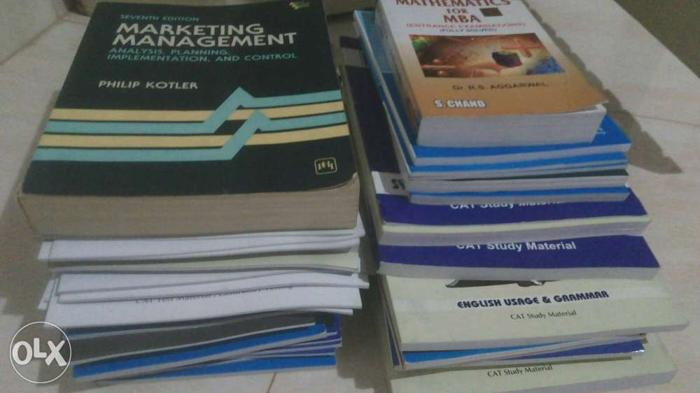 MBA career launcher coaching materials for CAT