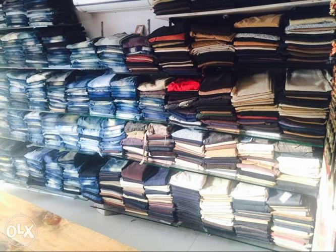 Mens jeans & Shirt lot