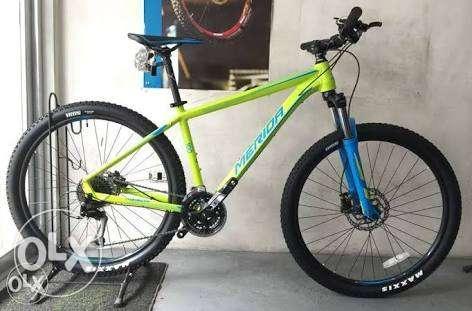 Merida cycle Big seven 100. Just 200km done, new