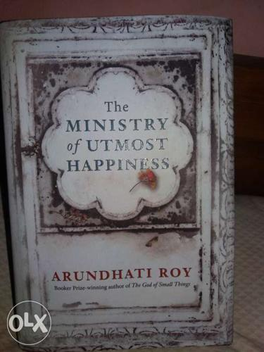 Ministry of atmost happiness by arundhathi roy