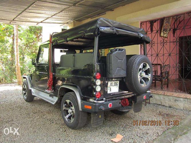 Modified Jeep Sale Exchange With Safari Or Scorpio