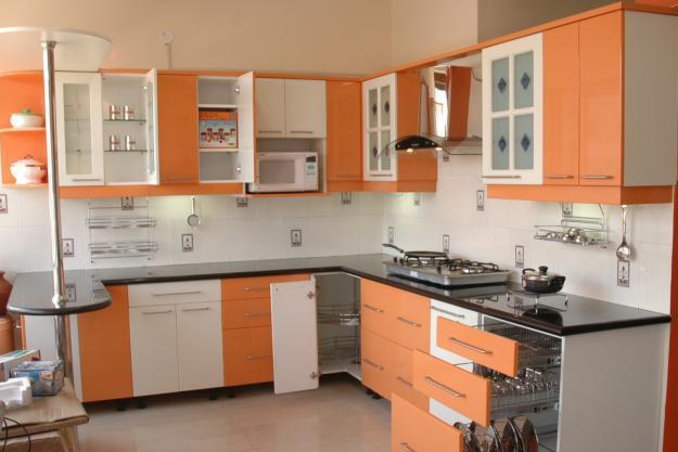 Open Modular Kitchen : MODULAR KITCHEN in Raipur, Chhattisgarh Classified  IndiaListed.com