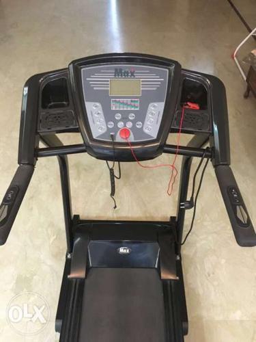Motorised treadmill very less used