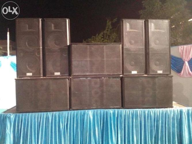 Mpro sound system for sale(1 5 years old) for Sale in Vadodara