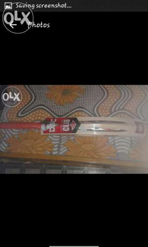 My new bat only 1000