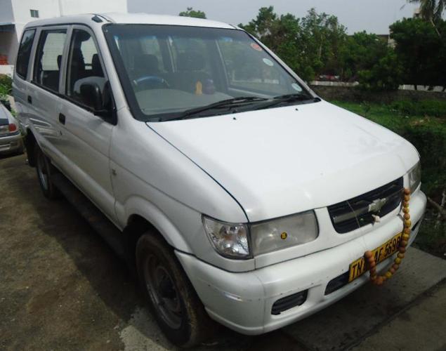 Chevrolet Tavera New Car Price In Chennai
