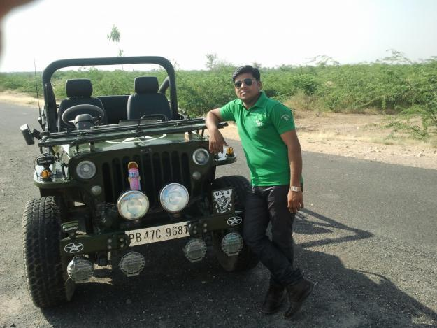 my willys jeep sale 2010 for Sale in Pali, Rajasthan