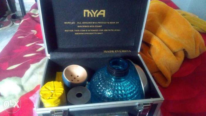 Mya bombino hookah original without any defect all