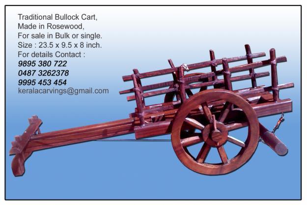 NANO BULLOCK CART....