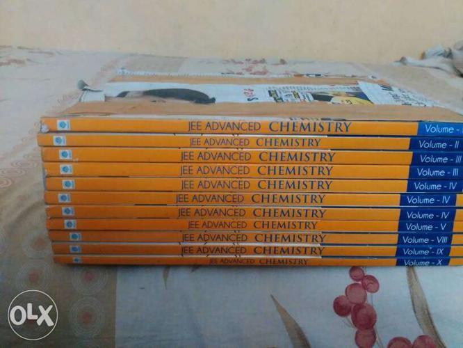 Narayana study materials for IIT MAIN & ADVANCE  for Sale in Chennai