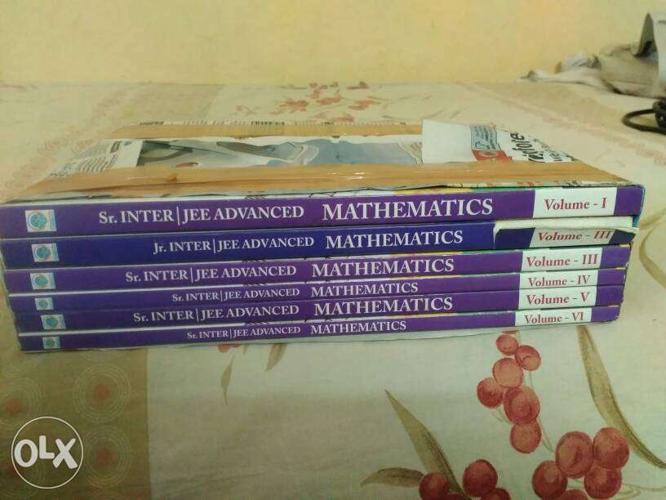 Narayana study materials for IIT MAIN & ADVANCE  for Sale in