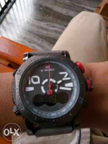Navyforce watch