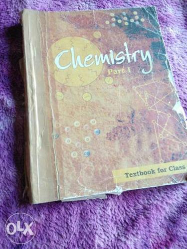 NCERT chemistry 12th std