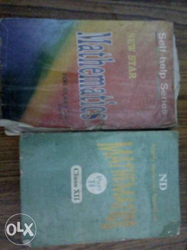 ND guide for 12th CBSE Mathematics NCERT book.