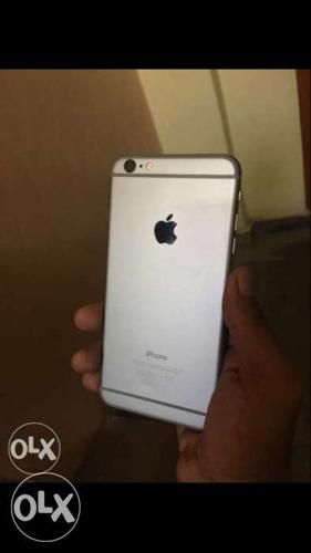 Neat and less used 6plus 64gb phone .. With box charge