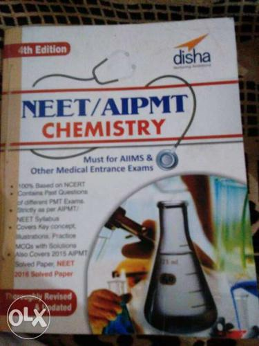 NEET/AIPMT Chemistry Textbook