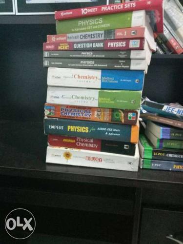 Neet preparation package books