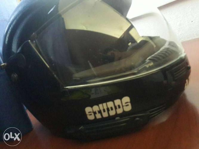 New 1 day old Studds helmet,along with 1500 rs  for Sale in