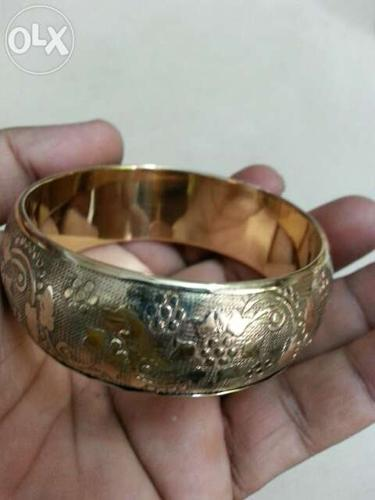 New brass kada only 59