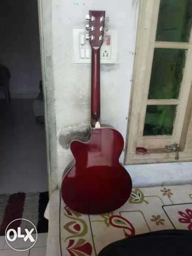 New condition guitar not used with cover