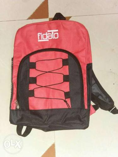 New fidato bag for low price Not used