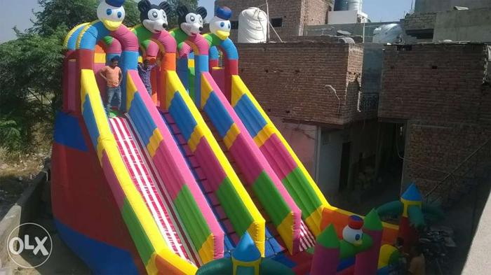 New infent bouncers for sale business can start