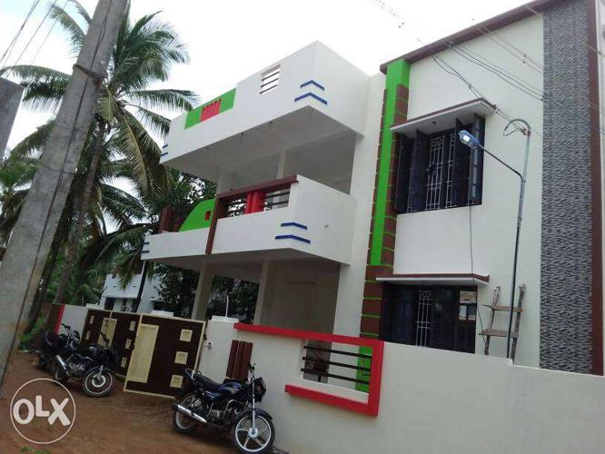 New Model House At Konam 5 Cent Nearby So Many For Sale In