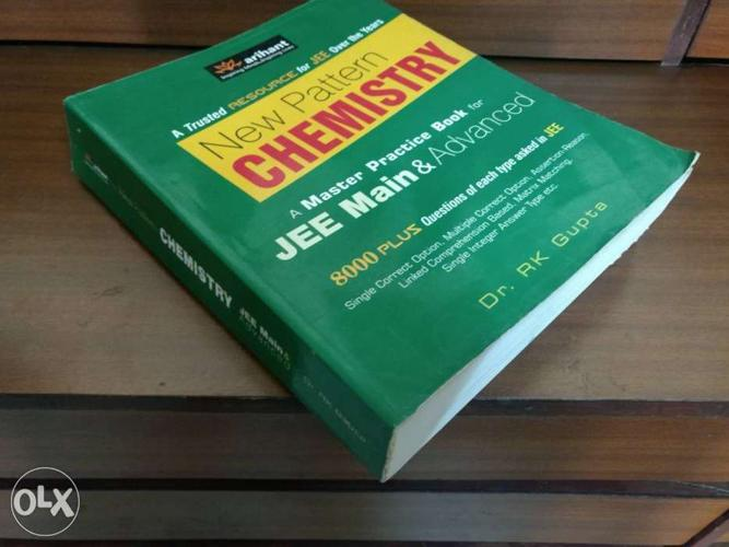 New Pattern Chemistry for Jee Mains and Advanced