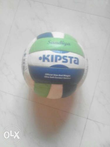 New volleyball for sale in superb condition. just