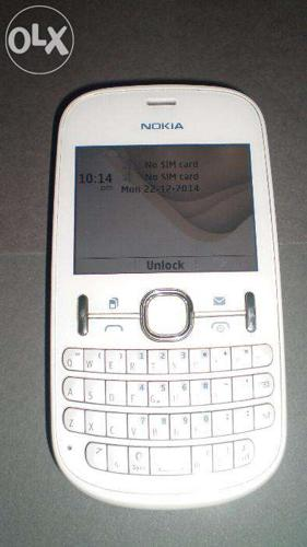 Nokia) Asha 200 Mobile Phone for Sale in Ludhiana, Punjab