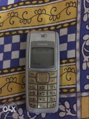 Nokia Old mobile for sale Fixed price for Sale in Kurnool, Assam