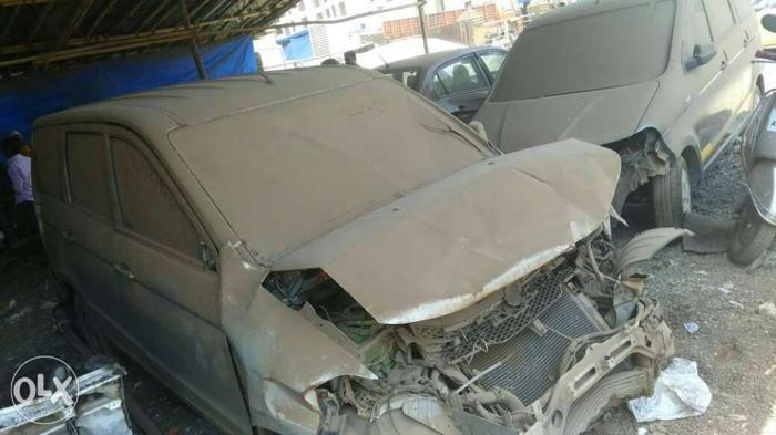 Old accide tal n junk car buyera all over mumbai..