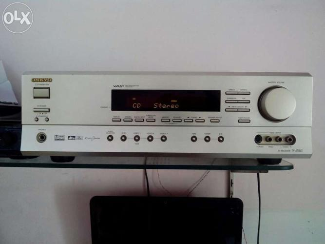 Onkyo 5 1 AVR TX-SR 501 for Sale in Ludhiana, Punjab