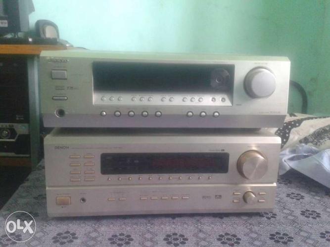 Onkyo ht-r340--7200 Denon 8500 for Sale in Kurnool, Assam