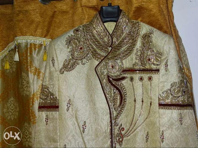 Only 1 time used Groom Sherwani for Sale in Palam Vihar