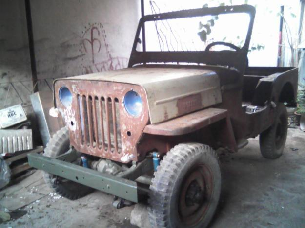 Original WILLYS CJ3B JEEP. 1964/ petrol/ left hand