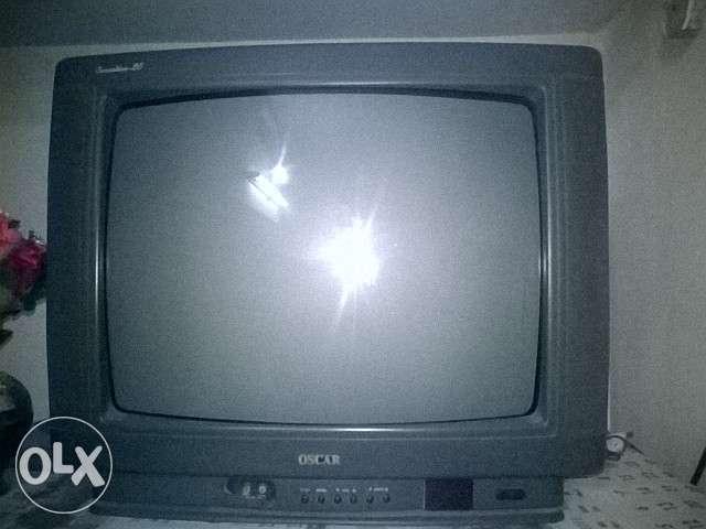 Oscar Cathode Ray Tube Television