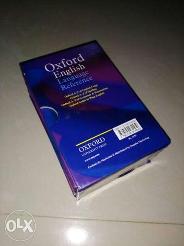 Oxford English Book