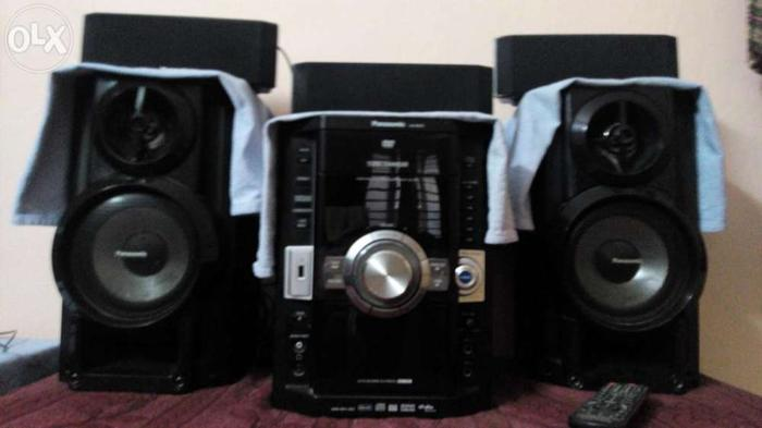 Panasonic Hi Fi music system 5 1 for Sale in Hyderabad
